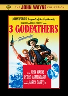 3 Godfathers - Movie Cover (xs thumbnail)