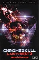 ChromeSkull: Laid to Rest 2 - Austrian DVD movie cover (xs thumbnail)