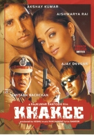 Khakee - Indian DVD cover (xs thumbnail)