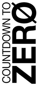 Countdown to Zero - Logo (xs thumbnail)