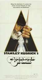 A Clockwork Orange - Re-release movie poster (xs thumbnail)