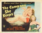 The Company She Keeps - Movie Poster (xs thumbnail)