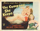The Company She Keeps - Movie Poster (xs thumbnail)