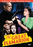 The Great Flamarion - DVD movie cover (xs thumbnail)