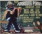 Forbidden Planet - British Movie Poster (xs thumbnail)