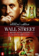 Wall Street: Money Never Sleeps - Dutch DVD movie cover (xs thumbnail)