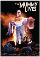 The Mummy Lives - DVD cover (xs thumbnail)