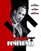 'Pimpernel' Smith - Hungarian Blu-Ray cover (xs thumbnail)