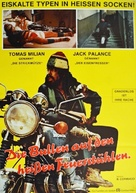 Squadra antiscippo - German Movie Poster (xs thumbnail)