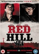 Red Hill - British DVD cover (xs thumbnail)