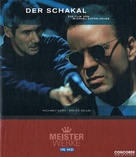 The Jackal - German Blu-Ray cover (xs thumbnail)