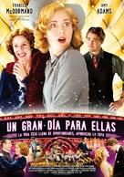 Miss Pettigrew Lives for a Day - Spanish Movie Poster (xs thumbnail)