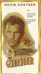 The Gunrunner - Australian VHS cover (xs thumbnail)