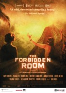 The Forbidden Room - German Movie Poster (xs thumbnail)