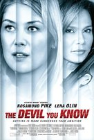 The Devil You Know - Movie Poster (xs thumbnail)