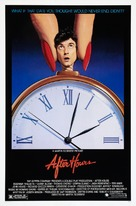 After Hours - Theatrical movie poster (xs thumbnail)