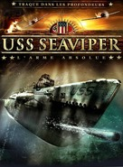 USS Seaviper - French DVD cover (xs thumbnail)