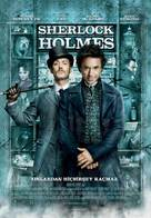 Sherlock Holmes - Turkish Movie Poster (xs thumbnail)