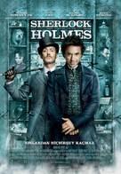 Sherlock Holmes - Turkish Movie Poster (xs thumbnail)