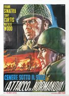 Kings Go Forth - Italian Movie Poster (xs thumbnail)