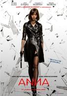 Anna - Turkish Movie Poster (xs thumbnail)