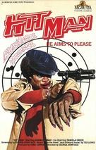 Hit Man - British VHS movie cover (xs thumbnail)
