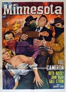 Woman of the North Country - Italian Movie Poster (xs thumbnail)