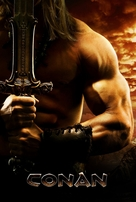 Conan the Barbarian - Portuguese Movie Poster (xs thumbnail)