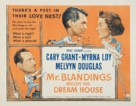 Mr. Blandings Builds His Dream House - Re-release poster (xs thumbnail)