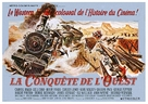 How the West Was Won - French Movie Poster (xs thumbnail)