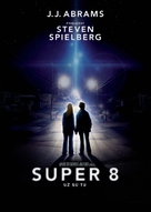 Super 8 - Slovak Movie Poster (xs thumbnail)