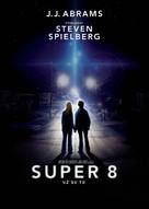 Super 8 - Slovak Movie Poster (xs thumbnail)