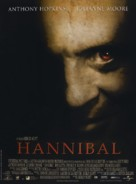 Hannibal - French Movie Poster (xs thumbnail)