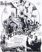Metropolis - poster (xs thumbnail)