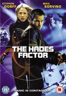 Covert One: The Hades Factor - British DVD movie cover (xs thumbnail)