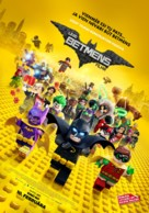 The Lego Batman Movie - Latvian Movie Poster (xs thumbnail)