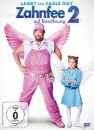 Tooth Fairy 2 - German DVD cover (xs thumbnail)