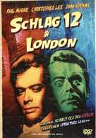 The Two Faces of Dr. Jekyll - German DVD movie cover (xs thumbnail)