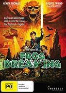 Frog Dreaming - Australian DVD cover (xs thumbnail)