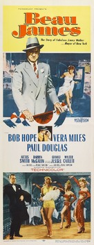Beau James - Movie Poster (xs thumbnail)