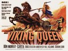 The Viking Queen - British Movie Poster (xs thumbnail)