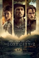 The Lost City of Z - Indonesian Movie Poster (xs thumbnail)