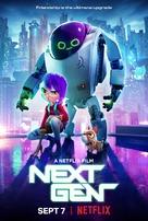 Next Gen - Movie Poster (xs thumbnail)
