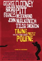 Burn After Reading - Polish Movie Poster (xs thumbnail)
