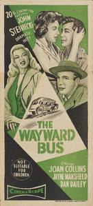 The Wayward Bus - Australian Movie Poster (xs thumbnail)