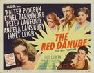 The Red Danube - Movie Poster (xs thumbnail)