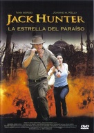 """Jack Hunter and the Lost Treasure of Ugarit"" - Mexican Movie Cover (xs thumbnail)"