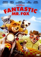 Fantastic Mr. Fox - Finnish Movie Cover (xs thumbnail)