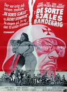 The Glory Stompers - Danish Movie Poster (xs thumbnail)