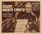 The Count of Monte Cristo - Re-release poster (xs thumbnail)